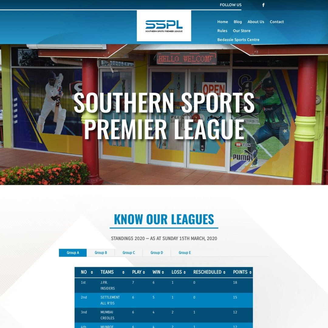 Southern Sports Cricket
