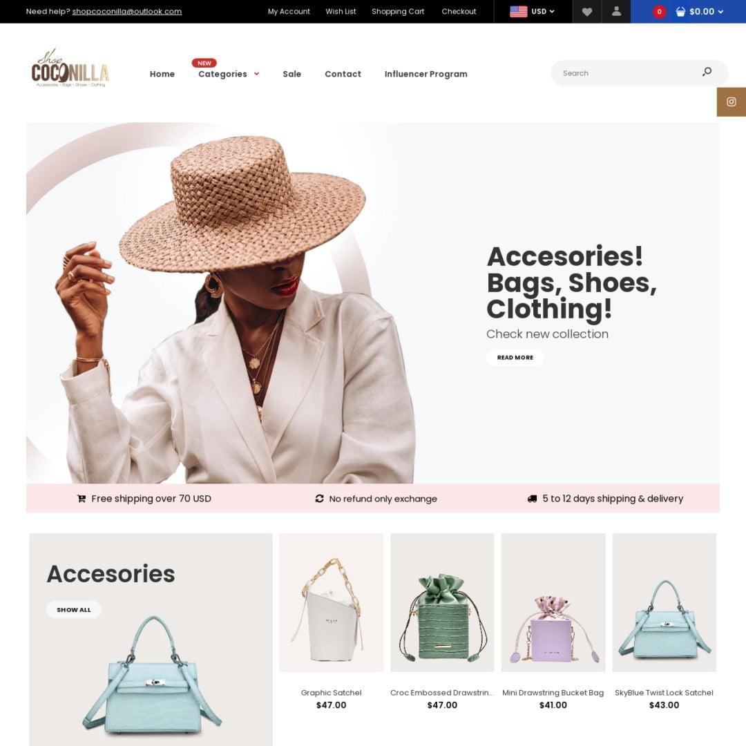 Shop Coconilla