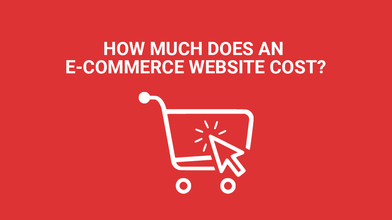 E-COMMERCE WEBSITE COST?