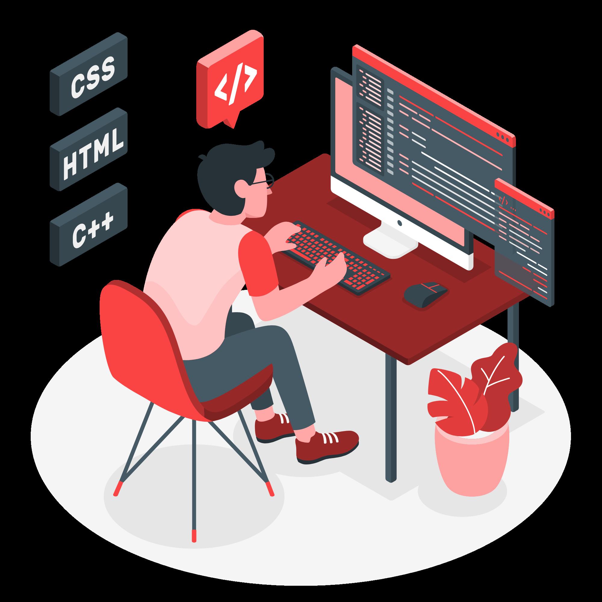 custom solution websites