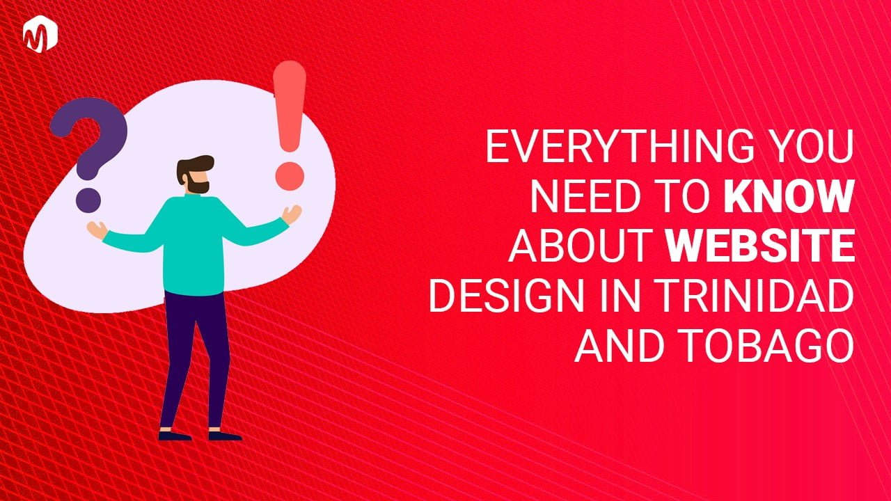 website design in Trinidad and Tobago