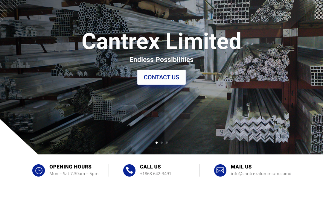 Cantrex Limited