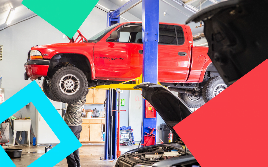 Why your auto repair shop needs a website