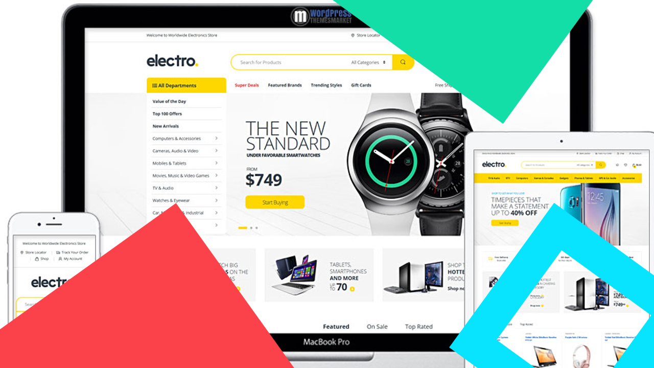 Design Elements Required for eCommerce Websites