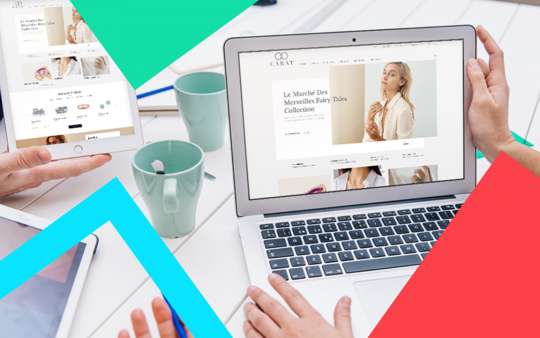 Top Design Elements to Keep an Eye Out for on Your eCommerce Website in 2021